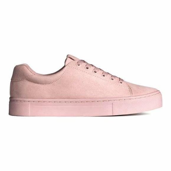 H\u0026M Shoes | Brand New H M Light Pink